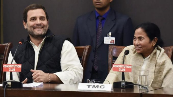 After the Mamata rally, Congress said that after the election, the name of the prime minister ..