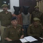 Ghaziabad / Vijayanagar police arrested two vicious robbers!