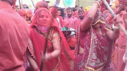 Regarding Laththamar Holi, the administration divided the waist baras into 3 zones and 9 sectors.