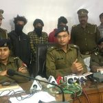 journalist went to kidnap Delhi police's home guard arrested