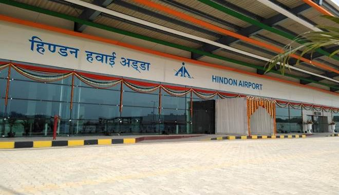 launch new commercial flights from hiidon, new line of Metro