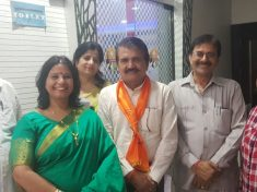All India-Brahmin Mahasabha has given Priti Bharadwaj to UP Nominated Senior Vice President