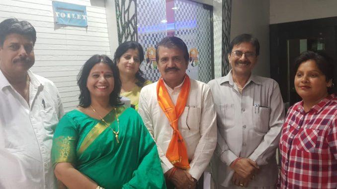 All India-Brahmin Mahasabha has given Priti Bharadwaj to UP Nominated Senior Vice President